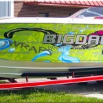 Big Daddy Wrap Boat Wraps Marine Sticker Decal