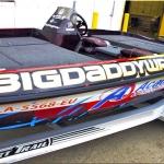 Big Daddy Wrap Boat Wraps Marine Sticker Decal