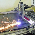 Big Daddy Wrap Plasma Torch Router CNC Metal