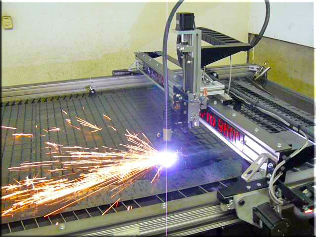 Big Daddy Wrap Plasma Torch Router CNC Metal New Orleans LA