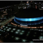 Big Daddy Wrap Drone Aerial Photography New Orleans Louisiana