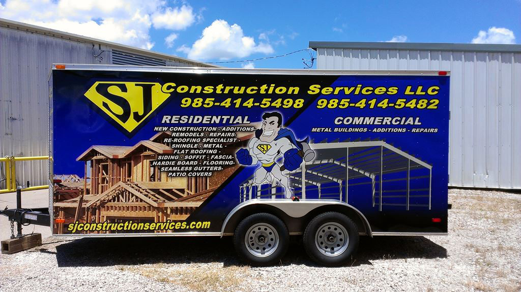Trailer Wraps Business Signs Vehicle Wraps Car Boat